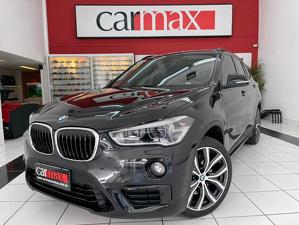 BMW X1 2.0 25I Sport Xdrive Turbo Preto 2018