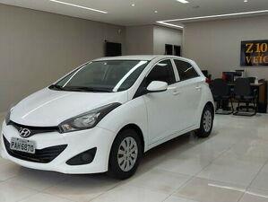 Hyundai HB20 1.0 Comfort Plus Branco 2015