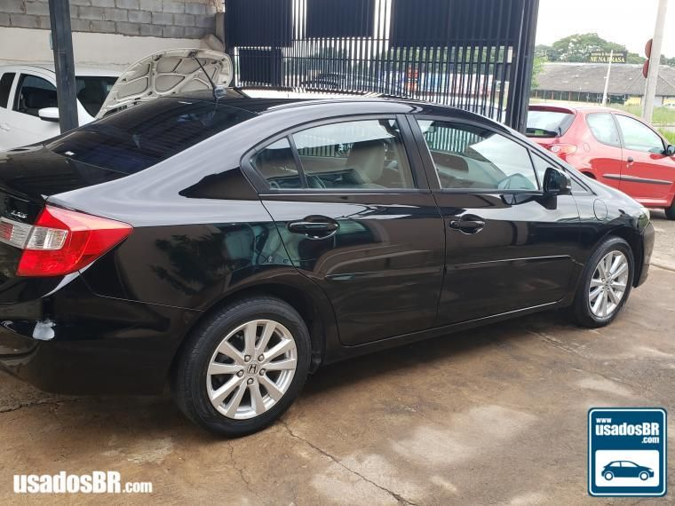 HONDA CIVIC 1.8 LXS