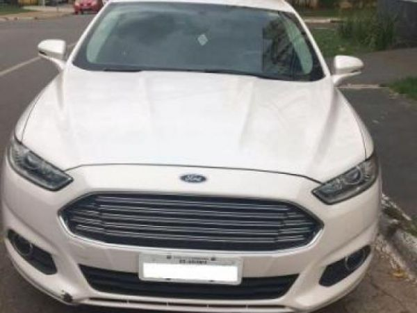 Foto do veiculo FORD FUSION 2.5 16V Branco 2013