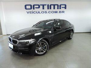 BMW 530e 2.0 Twinpower Híbrido M Sport Preto 2020