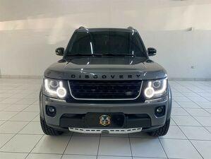 Land Rover Discovery 3.0 S SDV6 Turbo Cinza 2016