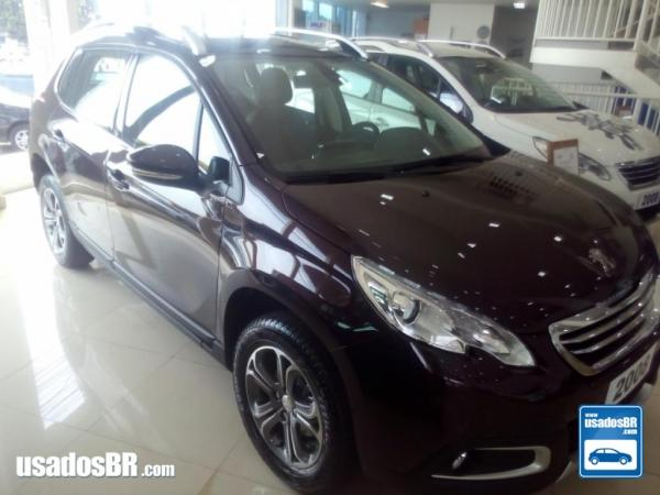 Foto do veiculo PEUGEOT 2008 1.6 GRIFFE Marron 2017