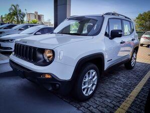 Jeep Renegade 1.8 Sport Branco 2021