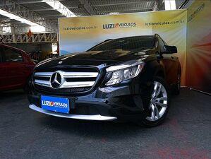 Mercedes-benz GLA 200 1.6 CGI Style Preto 2015