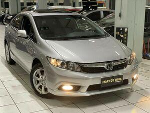Honda Civic 2.0 EXR Prata 2014