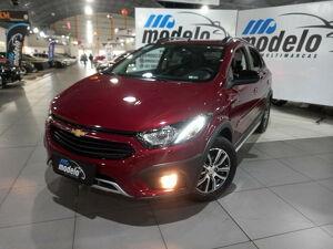 Chevrolet Onix 1.4 Activ 8V Vermelho 2017