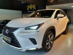 Lexus NX 300H 2.5 Vvt-i Hybrid Luxury CVT AWD Branco 2019