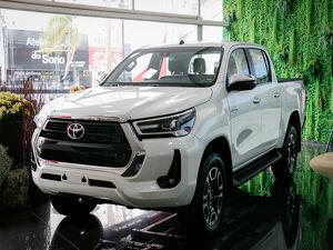Toyota Hilux 2.8 SRX Branco 2021