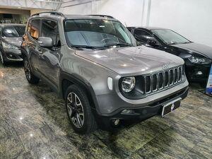 Jeep Renegade 1.8 Longitude Cinza 2019