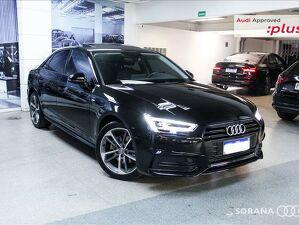 Audi A4 2.0 Limited Edition Preto 2018