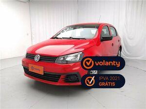 Volkswagen Gol G5 1.6 Vermelho 2018