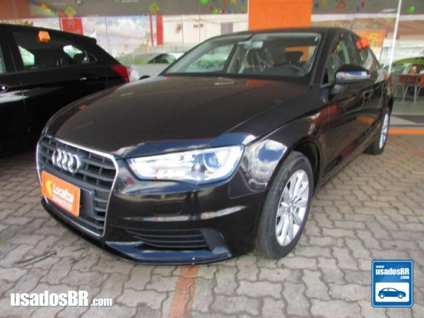 Foto do veiculo AUDI A3 1.4 ATTRACTION Preto 2016