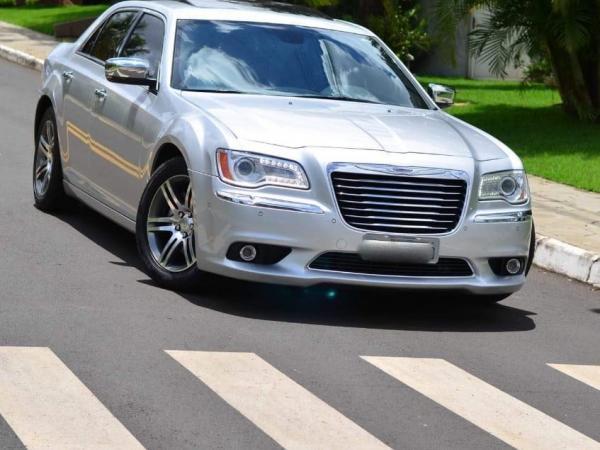 Chrysler Carros Usados >> 4 Carros Chrysler 300 C 3 6 Usados Novos E Seminovos Usadosbr