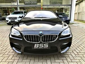 BMW M6 4.4 Gran V8 2
