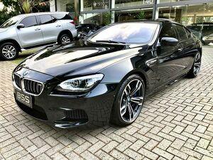 BMW M6 4.4 Gran V8 Preto 2015