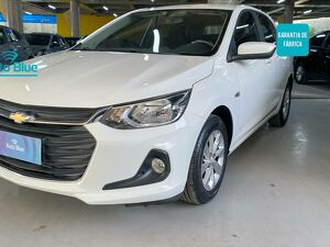 Chevrolet Onix 1.0 Turbo Branco 2020