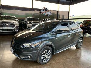 Chevrolet Onix 1.4 Activ 8V Cinza 2017