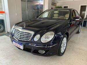 Mercedes-benz E 350 3.5 Elegance V6 Azul 2008