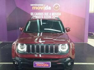 Jeep Renegade 1.8 Longitude Vermelho 2020