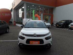 Citroën C4 Cactus 1.6 VTI 120 Feel Branco 2020