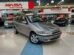 Fiat Palio Weekend 1.6 Stile 16V Cinza 1999