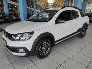 Volkswagen Saveiro CD 1.6 Cross Branco 2020