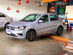 Volkswagen Gol 1.6 Prata 2020