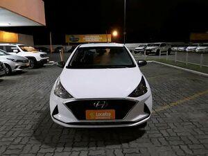 Hyundai HB20 1.0 12V Sense Branco 2020