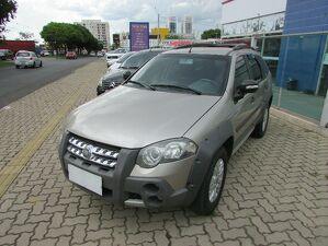 FIAT PALIO WEEKEND 1.8 ADVENTURE LOCKER 16V Bege 2012