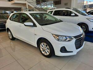 Chevrolet Onix 1.0 LT 12V Branco 2022