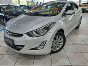 Hyundai Elantra 2.0 GLS Prata 2015