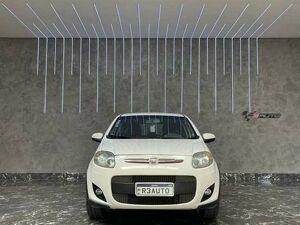 Fiat Palio 1.6 Sporting 16V Branco 2013