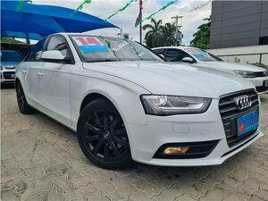 Audi A4 2.0 Attraction Branco 2014