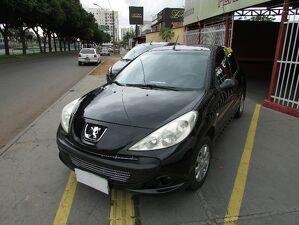 PEUGEOT 207 1.4 XR Preto 2011