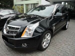 Cadillac SRX 3.6 Premium Collection AWD V6 Preto 2011