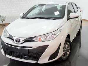 Toyota Yaris 1.5 XL Plus Connect Branco 2021