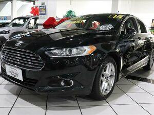 Ford Fusion 2.5 16V Preto 2013