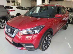 Nissan Kicks 1.6 SL Vermelho 2021