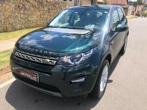 Land Rover Discovery Sport 2.0 SE SI4 Verde 2015