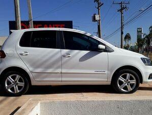 Volkswagen Fox 1.6 Comfortline Branco 2017