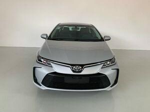 Toyota Corolla 2.0 GLI Prata 2021