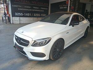 Mercedes-benz C 43 AMG 3.0 V6 Branco 2017