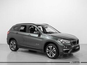 BMW X1 2.0 20I Cinza 2016