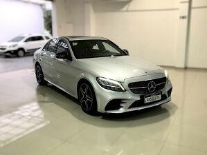 Mercedes-benz C 300 2.0 CGI Sport Prata 2019