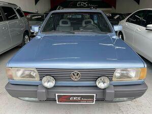 Volkswagen Parati 1.8 Surf Azul 1995