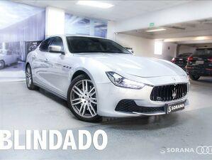 Maserati Ghibli 3.0 S Q4 V6 Prata 2014