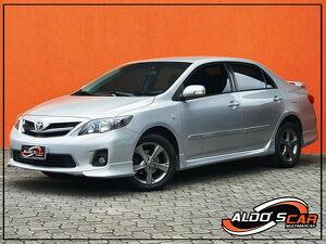 Toyota Corolla 2.0 XRS Prata 2014
