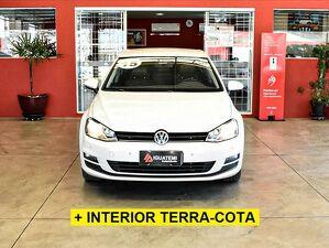 Volkswagen Golf 1.4 Comfortline Branco 2015