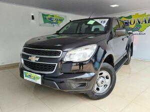 Chevrolet S10 2.4 LS 8V Preto 2015